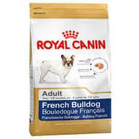 Royal Canin сухой корм для собак породы французский бульдог в возрасте старше 12 меся - 1,5 кг