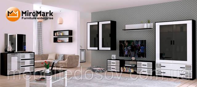 Модульная гостиная Виола (Миро Марк/MiroMark)