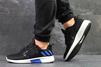 Мужские кроссовки Climacool M чёрно-белые, фото 2