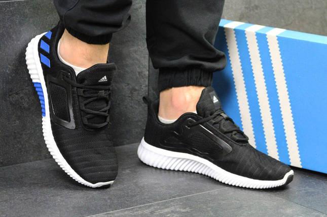Мужские кроссовки Climacool M чёрно-белые 42, фото 2