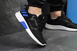 Мужские кроссовки Climacool M чёрно-белые, фото 3