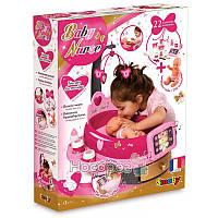 Игровой центр Baby Nurse для ухода за куклой с пупсиком, аксес., 3