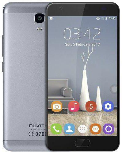 Oukitel K6000 Plus Grey