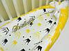 Гнездышко-кокон для новорожденного BabyNest —18, фото 6