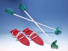 Лыжи детские мини (40см) MARMAT