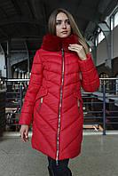 Женская зимняя куртка Джойс,  р-ры 42 - 56,  NUI VERY,  Новинка зима 2018-2019, фото 1
