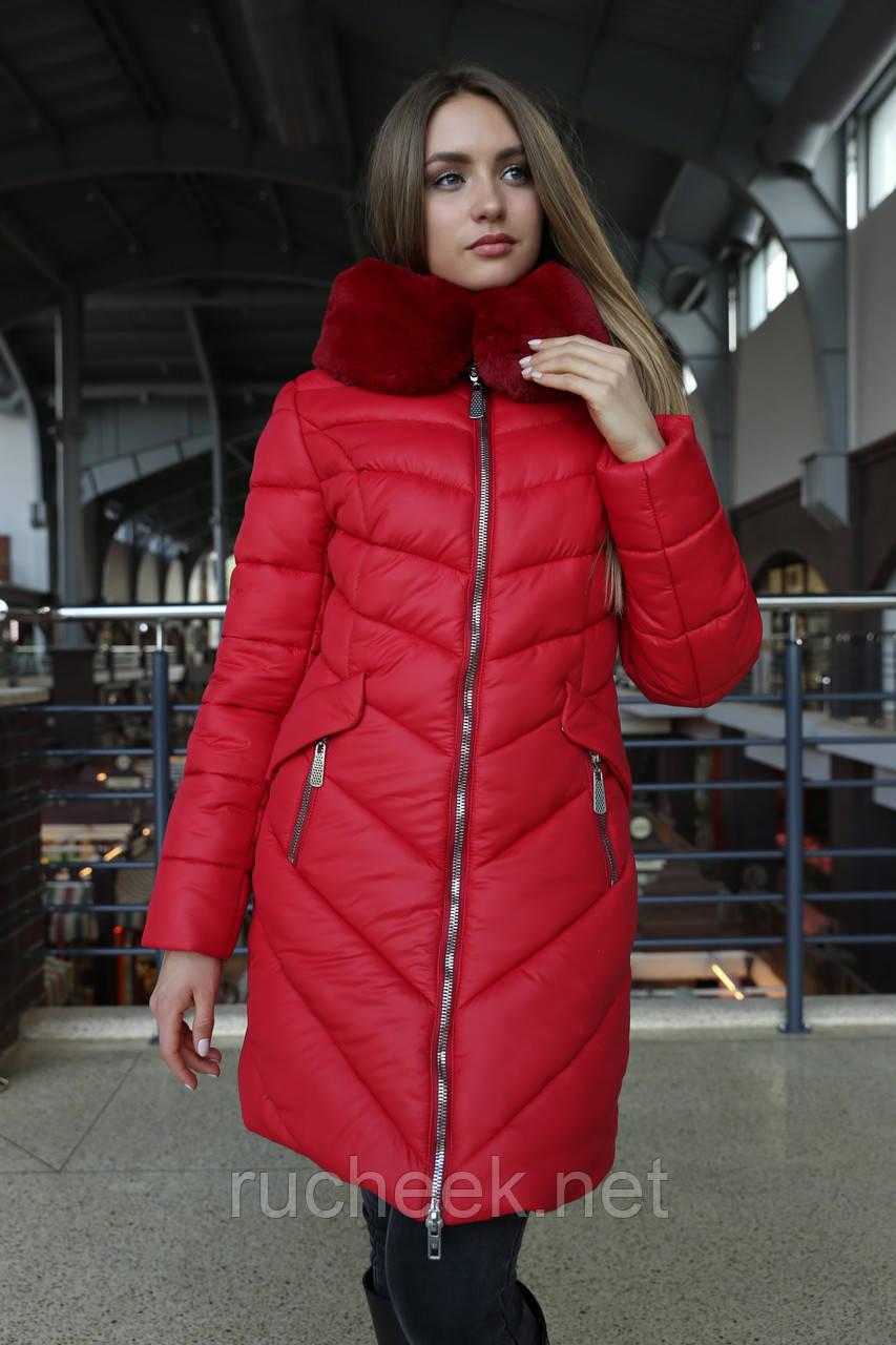 15274d4ae41a Женская зимняя куртка Джойс, р-ры 42 - 56, NUI VERY, Новинка зима ...