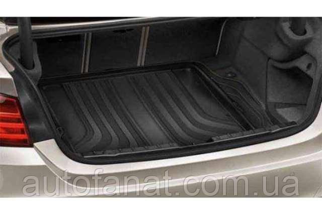 Оригинальный коврик багажного отделения для BMW 3 (F30) (51472295245)