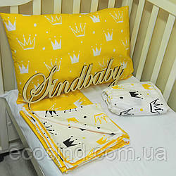 Комплект детского белья в кроватку - 17