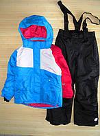 Лыжный термо костюм Crivit 122-128
