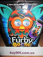 Ферби бум оранжевые звёзды (Furby Boom Orange Stars), фото 1