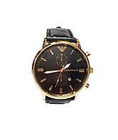 Часы кварцевые мужские в стиле Emporio Armani 44-13