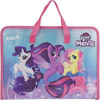 Портфель Kite А4 1 отд. на молнии My Little Pony LP17-202-02