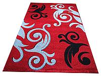 Синтетический ковер красного цвета New Milano , фото 1