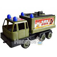 Мини Карго Maximus пожарная 5169