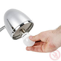 Светодиодная лампа LED 7Вт, E27, 220В, INTERTOOL LL-0003, фото 3