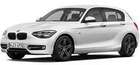 Оригинальные коврики BMW 1 (F20,F21)