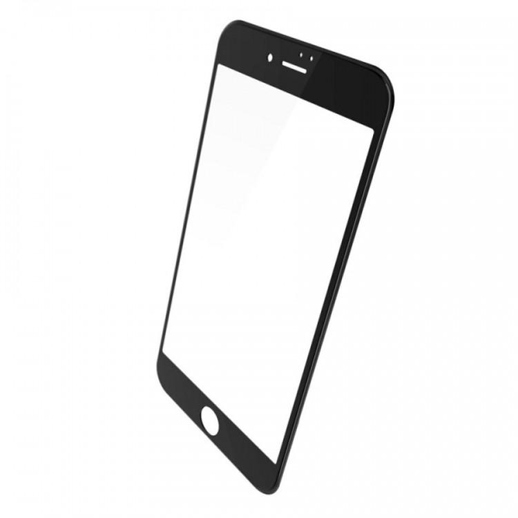 Защитное стекло INCORE 4D Tempered Glass для iPhone 8/7 черное