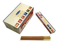 Благовония Satya Premium Yoga (плоская пачка) 15 грамм