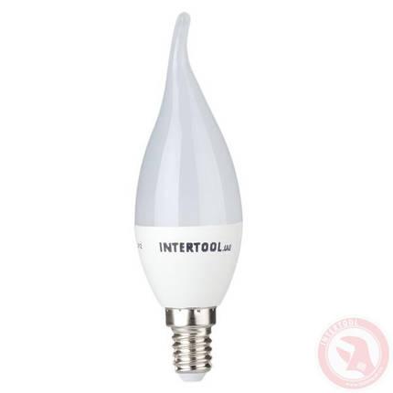 Светодиодная лампа LED 3Вт, E14, 220В, INTERTOOL LL-0161, фото 2