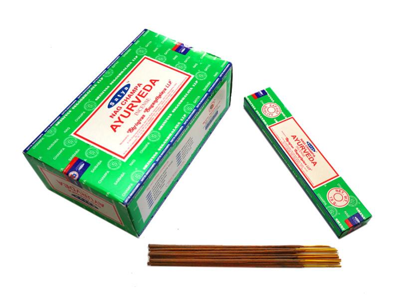 Пахощі Satya Ayurveda (плоска пачка) 15 грам