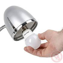 Светодиодная лампа LED 10Вт, E27, 220В, INTERTOOL LL-0014, фото 3