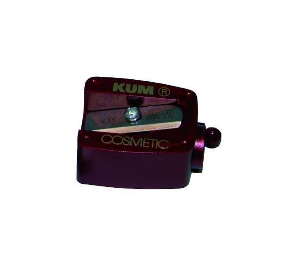 Точилка косметическая KUM с контейнером 6005