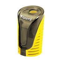 Точилка Axent с контейнером Skyfall ассорти 1156-A