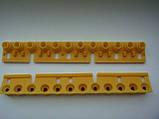 Резиновые ремкомплекты VE975200 под клавиши Yamaha PSR-76, PSR-77,  PSR-195, PSR-110, фото 2