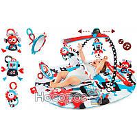 """Развивающий интерактивный музыкальный коврик Yookidoo """"Роболенд"""""""