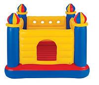 Надувной игровой центр-батут Intex 48259 Замок