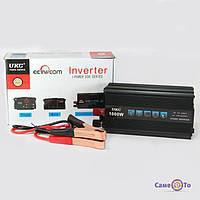 Преобразователь напряжения(инвертор)12-220V 1000W 12-220В 1000Вт.