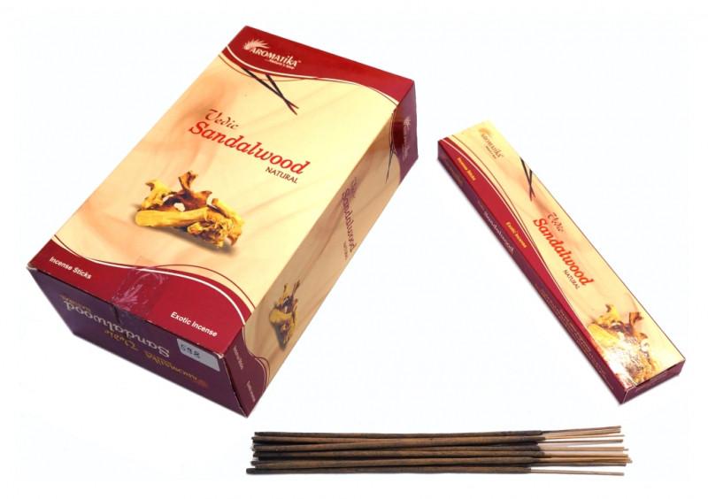 Благовония пыльцевые Aromatika Vedic Sandalwood