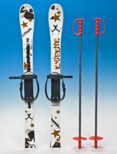 Лыжи детские MARMAT (90 см)