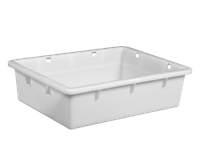 Ящик пластиковый 530х400х140 мм, фото 1