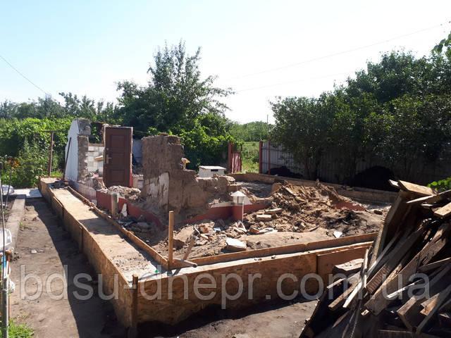 Снос дома в Днепропетровске по хорошей стоимости фото