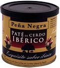 Паштет з м'яса іберійської свині Pena Negra Pate de Cerdo Iberico, 3 x 250 р., фото 2