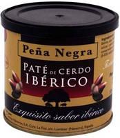 Паштет из мяса иберийской свиньи Pena Negra Pate de Cerdo Iberico, 3 x 250 г.