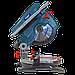Настольная выдвижная торцовочная пила ЗТП-210/1600 К Профи, фото 3