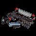 Настольная выдвижная торцовочная пила ЗТП-210/1600 К Профи, фото 5