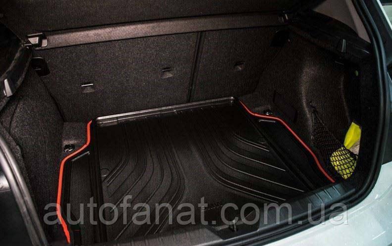 Оригинальный коврик багажного отделения для BMW 1 (F20) Sport Line (51472220001)