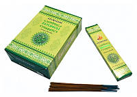 Благовония пыльцевые Ayurvedic Patchouli 20 грамм (плоская пачка)
