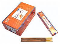 Благовония Satya Supreme Champa (плоская пачка) 15 грамм