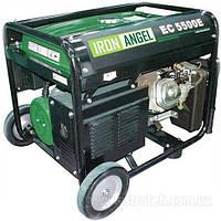 Бензиновий генератор IRON ANGEL EG 5500 E