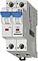 Автоматический выключатель BM4 2p C 20А (4,5 kA)