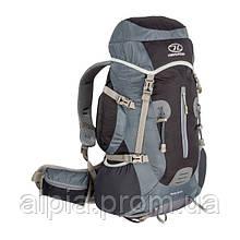 Туристический рюкзак Highlander Rocky 35+5 Black/Grey