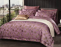 Комплект постельного белья жаккард premium Prestij Textile 11904