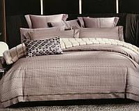 Комплект постельного белья жаккард premium Prestij Textile 11931