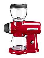 Кофемолка электрическая KitchenAid ARTISAN Burr Grinder 5KCG0702EER, фото 1