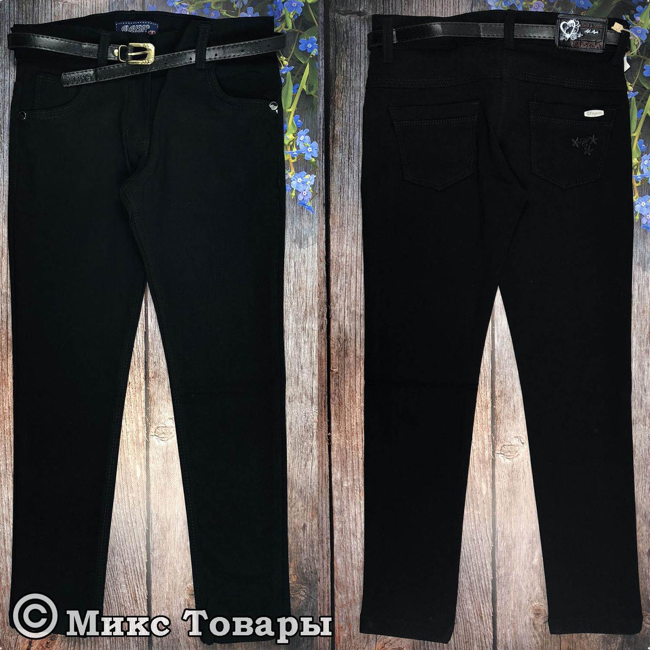 b44fab186732d Классические брюки чёрного цвета для девочки Размеры: 9,10,11,12 лет  (6742), цена, купить в Одессе — Prom.ua (ID#730450909)